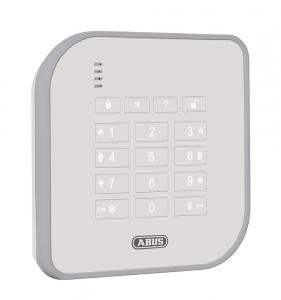 ABUS-Secvest-Eenvoudig-Draadloos -alarmsysteem-Bedieningspaneel