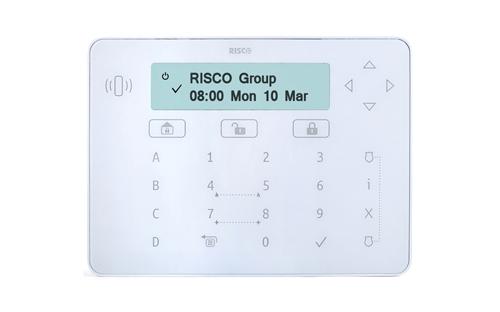 RISCO-ProsysPlus-kopen-Hybride-beveiligingssysteem-bedieningspaneel